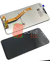 Дисплей для Huawei P Smart Plus INE-LX1, Nova 3, Nova 3i (Дисплей + тачскрин) черный оригинал PRC