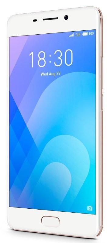 Смартфон Meizu M6 Note 16GB Gold Global Version Оригинал Гарантия 3 / 12 месяцев