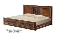 Кровать Тоскана/Toscana 160х200 (Скай ТМ)