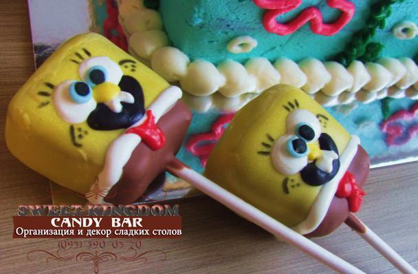 Кейк-попсы для детей тематические