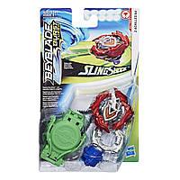 БейблейдАхиллес Burst Turbo Slingshock Starter PackAchilles A4 от Hasbro