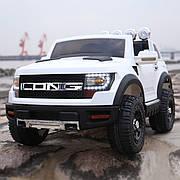 Электромобиль T-7819 White