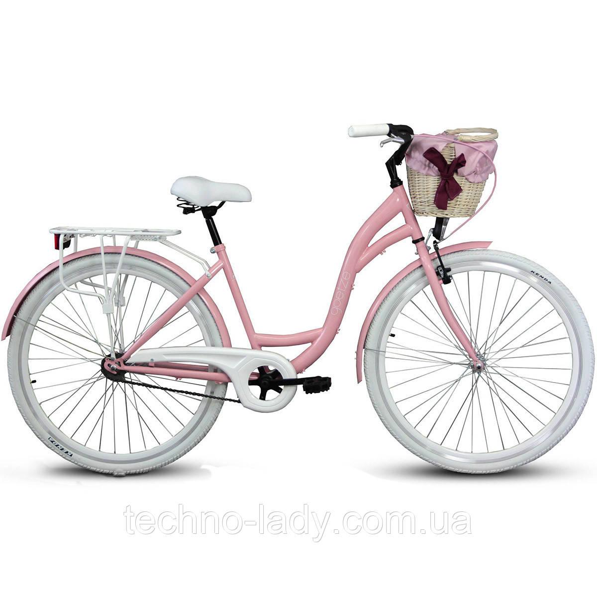 Женский городской велосипед Goetze STYLE 28