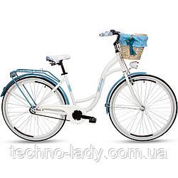 Велосипед городской Goetze Blueberry 28
