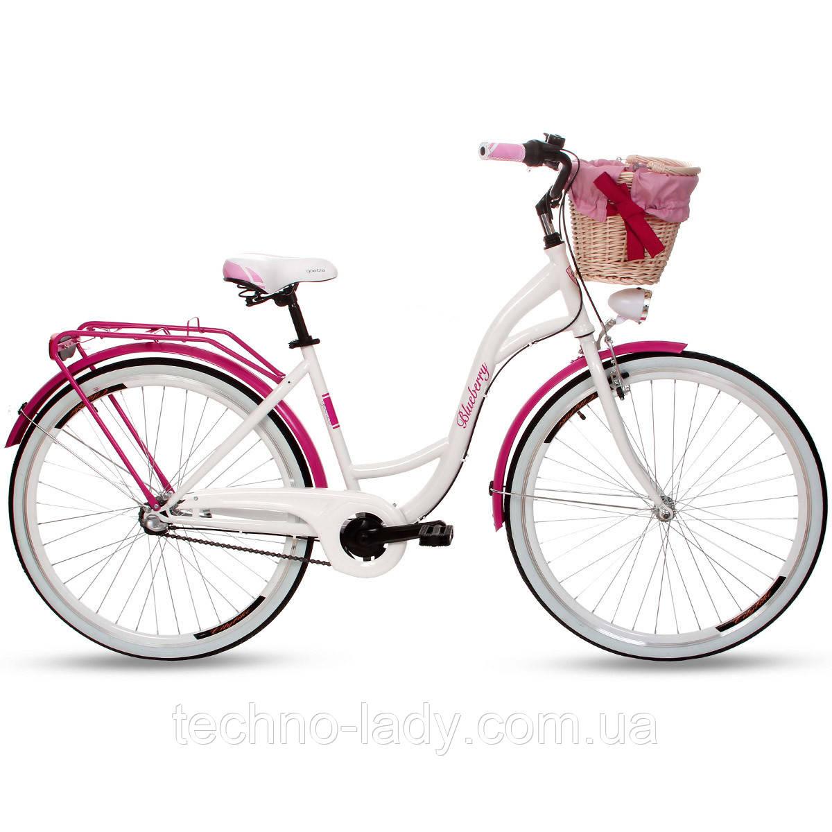 Велосипед Goetze BLUEBERRY 28 3-п