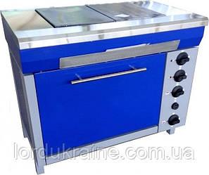 Плита электрическая промышленная с духовкой ЭПК-2ШС (стандарт) ТМ ЭФЕС