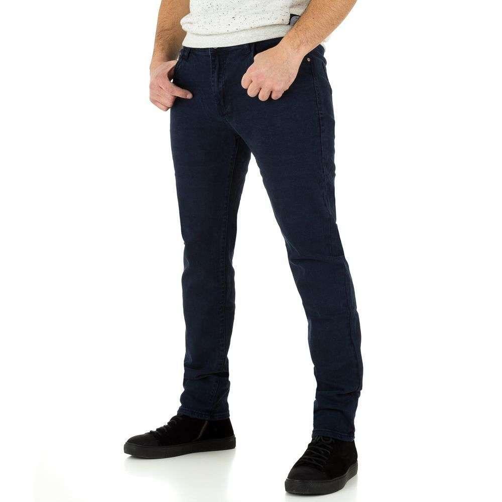 Мужские джинсы от TF Boys Denim blue - KL-H-D06-A-blue
