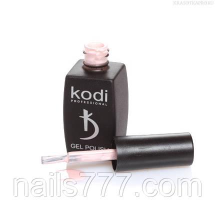 Гель лак Kodi  №10M,розовато-бежевый, фото 2