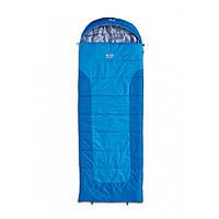 Спальник Pinguin Blizzard 190 Левый/Синий