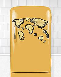 Скретч Карта Світу Travel Map World MAGNETIC