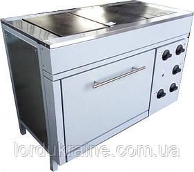 Плита электрическая промышленная с духовкой ЭПК-3ШБС (стандарт) ТМ ЭФЕС