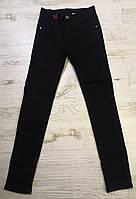 Брюки  джинсовые  для девочек 134 / 164 см