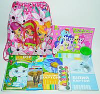 Подарок выпускнику детского сада Эконом-1 для девочек.