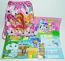 Подарунок випускнику дитячого садка Економ-1 для дівчаток.
