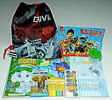 Подарок выпускнику детского сада Эконом-1 для мальчиков.