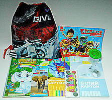 Подарунок випускнику дитячого садка Економ-1 для хлопчиків.