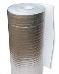 Подложка теплоизаляционная (Фольгированная) 2мм (50м2. рулон)