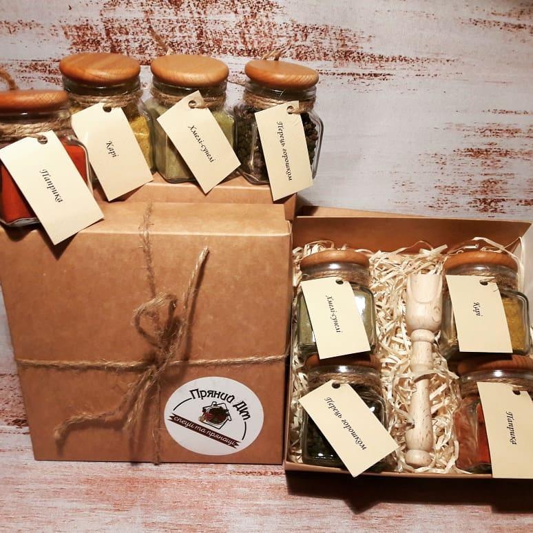 Подарунковий набір спецій