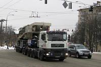 Международная перевозка грузов в Краснодар