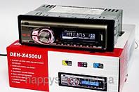 Стильная автомагнитола Pioneer DEH-X4500U с USB, SD, FM, AUX (Пионер DEH-X4500U), фото 1