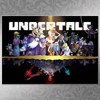 Плакат Undertale