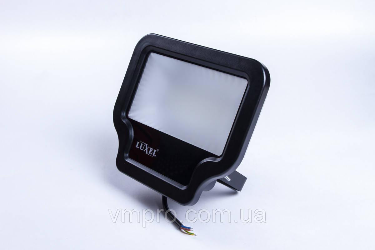 Прожектор Luxel LED 50W 6500K, (LP-50C 50W)