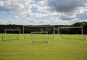 Тренировочные разборные ворота Quickplay Kickster Academy - 3,6 x 1,8 м, фото 2