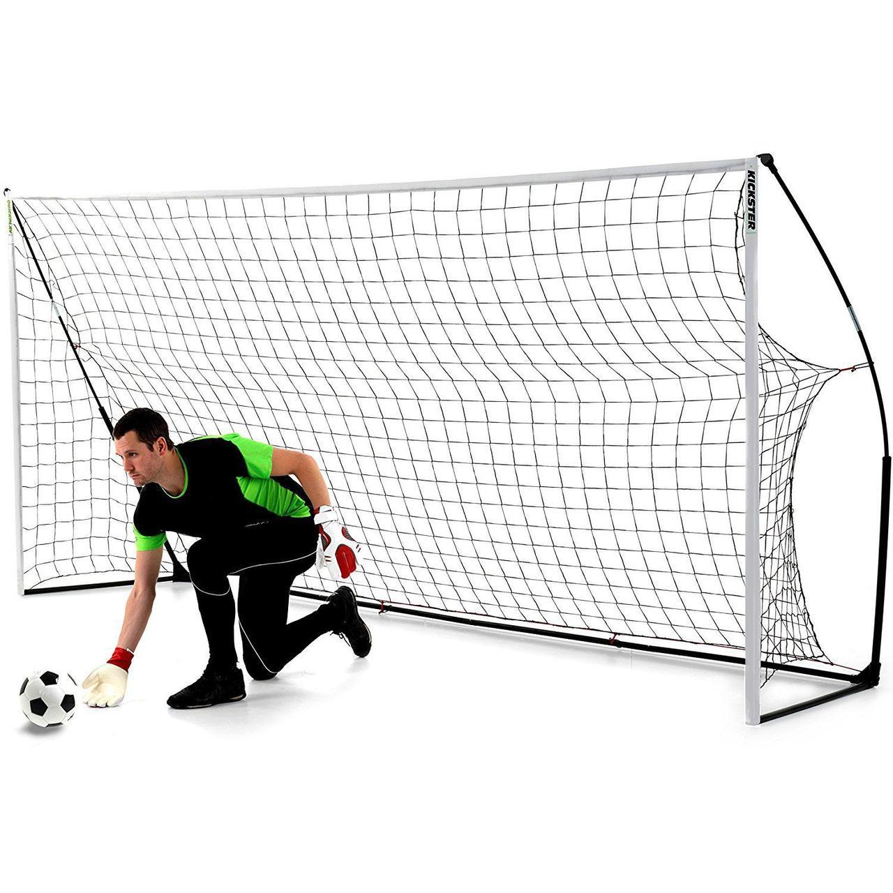 Тренировочные разборные ворота Quickplay Kickster Academy - 3,6 x 1,8 м