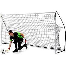 Тренувальні розбірні ворота Quickplay Kickster Academy - 3,6 x 1,8 м