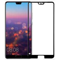 Защитное стекло Nillkin Anti-Explosion Glass Screen (CP+ max 3D) для Huawei P20