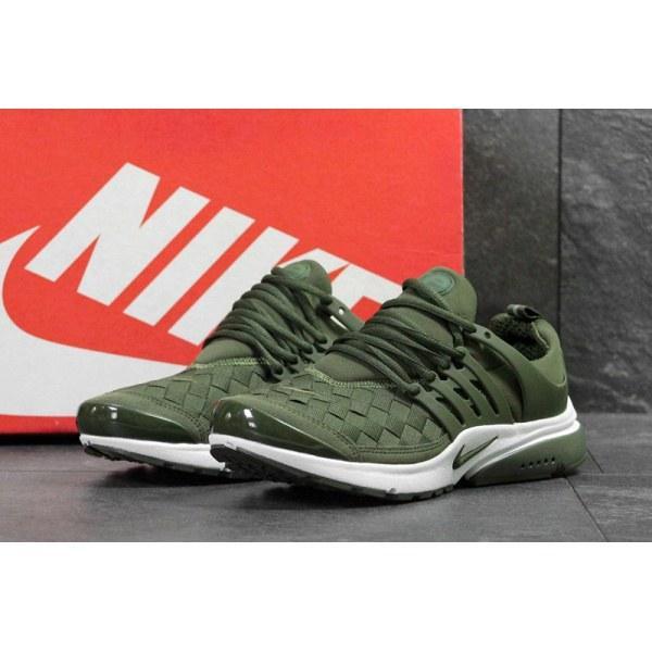 0b4370cd Мужские Кроссовки Nike Air Presto SE Зеленые Р.42 Акция -48%! — в ...