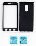 Чохол 360 для Xiaomi Redmi Note 4Х (black), фото 3