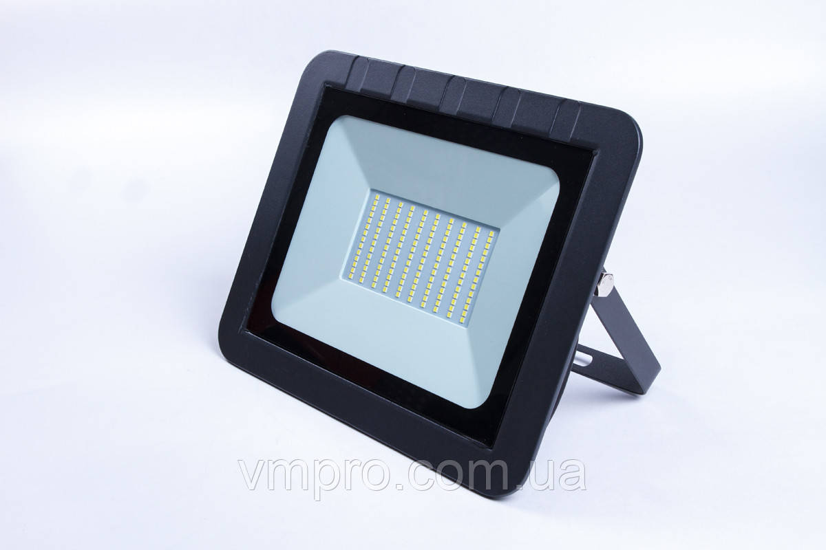 Прожектор Luxel LED ECO 70W 6500K, (LPE-70C 70W)