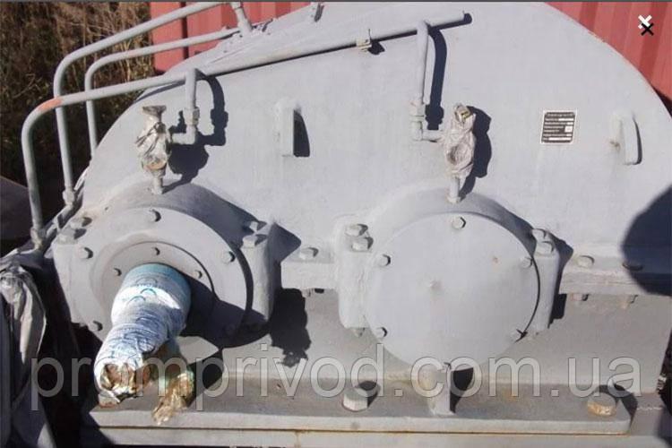 Редуктор цилиндрический А-700-6.3 шевронный