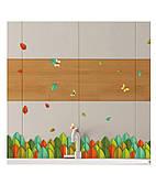 Декоративна вінілова наклейка на стіну, меблі для дому, кафе, дитячого садка (6284902), фото 2