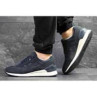 Мужские кроссовки Asics GEL-Lyte III темно-синие р.41 Акция -48 2de251910a4b7