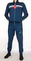 Мужской спортивный костюм эластан NIKE 1833 (копия) S-M