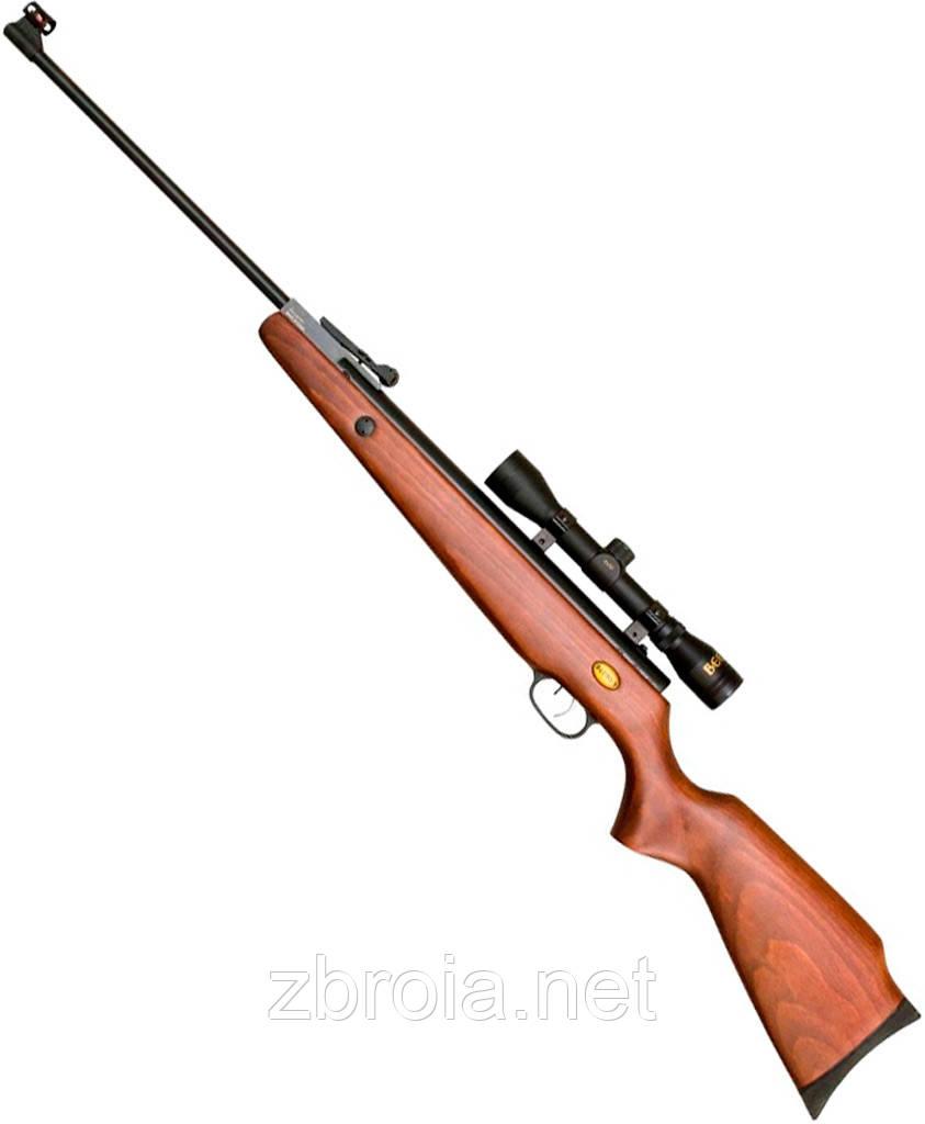 Пневматическая винтовка Beeman Teton Gas Ram + Прицел 4х32