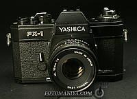 Yashica FX-1 Yashica ML 50mm f2.0   , фото 1