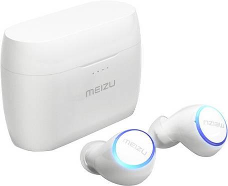 Наушники Bluetooth headset sport Meizu POP TW50 True Earphones White Оригинал Гарантия 1 месяц, фото 2