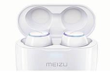 Наушники Bluetooth headset sport Meizu POP TW50 True Earphones White Оригинал Гарантия 1 месяц, фото 3