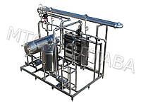 Охладительно-пастеризационная установка пластинчатая ОП2-У15