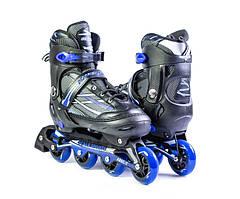 Ролики Scale Sports.Adult Skates Blue 41-44