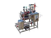 Охладительно-пастеризационная установка пластинчатая А1-ОК2-Л5