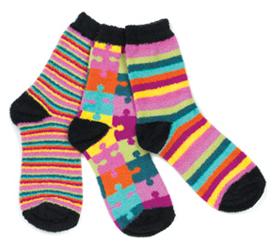 Демисезонные женские носки