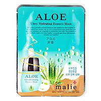Маска тканевая для лица Malie System Aloe, фото 1