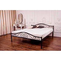 Кровать POLO 1600x2000 black (E1700)