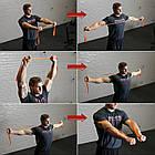 Резиновые петли для фитнеса / Резина для подтягивания U-Powex Комплект 4шт+ Сумочка +РУЧКИ+ДВЕРНОЙ ЯКОРЬ!!!, фото 5