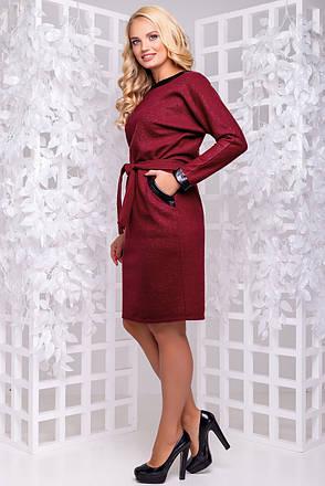 66ff8f391255a1b 🚗Красивое красное платье / Размер 50, 52 / P25A6B3 - 2880: продажа ...