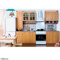Кухня Карина 2 м с пеналом БМФ